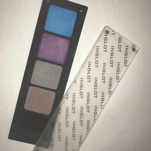 INGLOT Freedom Palette with 4 shadows